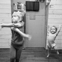 Танец :: Алексей Окунеев