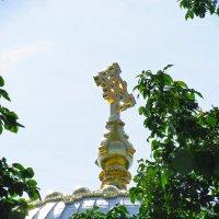 Крест Морского собора :: Наталья