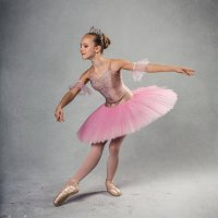 Дети в балете. Аврора :: Ирина Лепнёва