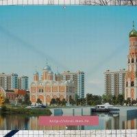 Проект храма Церковь Чуда Михаила Архангела :: Александр Качалин