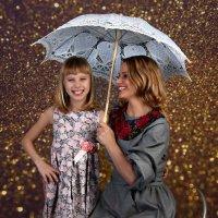золотой дождь :: Мария Жуковская