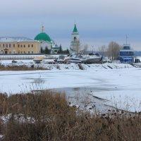 Зимние Чебоксары :: Ната Волга