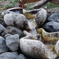 Искусственный водопад :: Алексей Часовской
