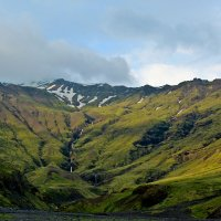 Горы Исландии :: Алексей Часовской