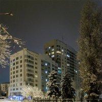 городская оттепель :: Андрей ЕВСЕЕВ