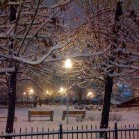Снег :: Павел Михалев