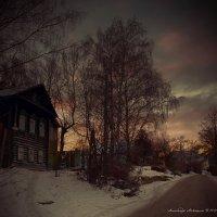 закат :: Алексадр Мякшин