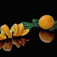 Новогодний апельсин :: Ирина Приходько