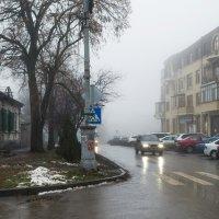 Туман без романтики :: Константин Бобинский