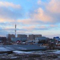 За окном... :: Yuriy V