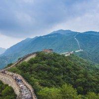 Китайская стена :: Диана Каргина