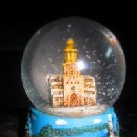 Снежный шар. :: Маша Кутняя