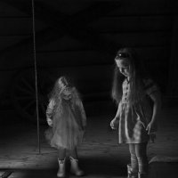 На старой мельнице... :: Виктория Павлова