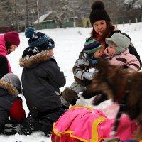 Детки и их охрана :: Татьяна Нижаде