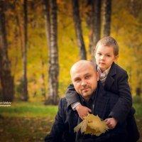 Отцы и дети :: Вячеслав Линьков