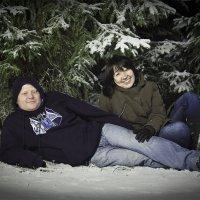 """""""И в снег и в зной я рядом с тобой..."""" (У меня есть ты) :: Сергей В. Комаров"""