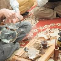 чайные посиделки :: Виктория Мацук