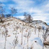 Каменистые холмы :: Любовь Потеряхина