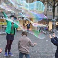 Мыльные пузыри :: Наталья Александрова