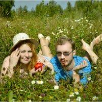 Полевые цветы :: Дмитрий Конев