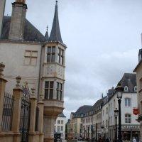 Резиденция Герцога Люксембурга. :: Lara