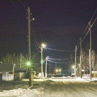 Ночная улица :: юрий Амосов