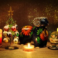 Скоро Новый год! :: Милена )))