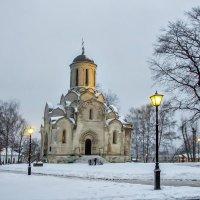 Спасский собор (Андроников монастырь) :: Марина Назарова