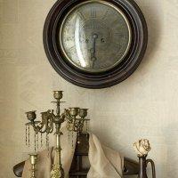 Старинные часы ( вариант ). :: Александр Смирнов
