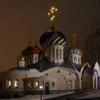 Собор в честь Святого Благоверного Великого князя Игоря Черниговского и Киевского. :: Oleg4618 Шутченко