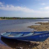 Синяя лодка :: Валерий Талашов