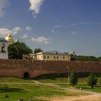 Кремль( Детинец). :: Сергей Исаенко