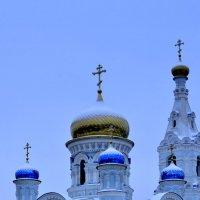 Церковь Успения Пресвятой Богородицы :: Роман Романов