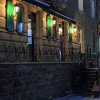 Ночное кафе :: Георгий Бондаренко
