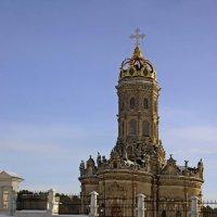 Дубровицы Усадьба и Церковь Знамения Пресвятой Богородицы :: Евгений Жиляев