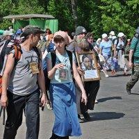С иконой на груди... :: Андрей Синицын