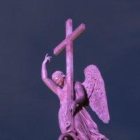 Ангел над городом :: Николай