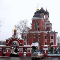Собор иконы Тихвинской Богоматери :: Владимир Болдырев