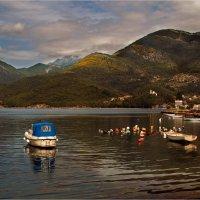 Летом в Тивате :: Виктор Перякин