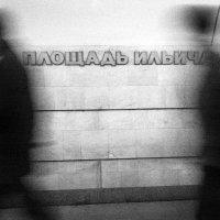 Метро :: Алексей Оводов