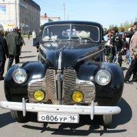 На параде Ретро-автомобилей :: Damir Si