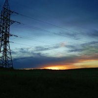 Энергия заката :: Александр Бурилов