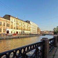 Река Мойка. :: Владимир Гилясев