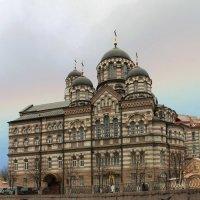 Свято-Иоа́нновский монастырь на Ка́рповке :: Вера Моисеева