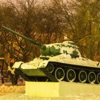 Т-34 :: Алексей Масалов