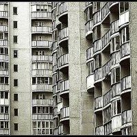 Многоэтажка :: Дмитрий Конев