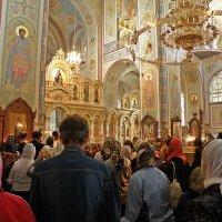 Cерафимо-Дивеевский женский монастырь. :: Андрей Синицын