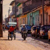Улочки Тринидада :: Анна Корсакова
