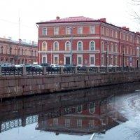 Здание Военно-Морского музея на пл. Труда в Санкт-Петербурге :: Фотогруппа Весна.