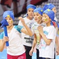 соревнования между школами :: Евгений Печкин
